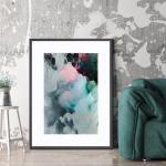 Vaporiste - Framed Print