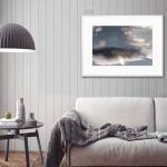 Fillet O Cloudy Funk - Framed Print