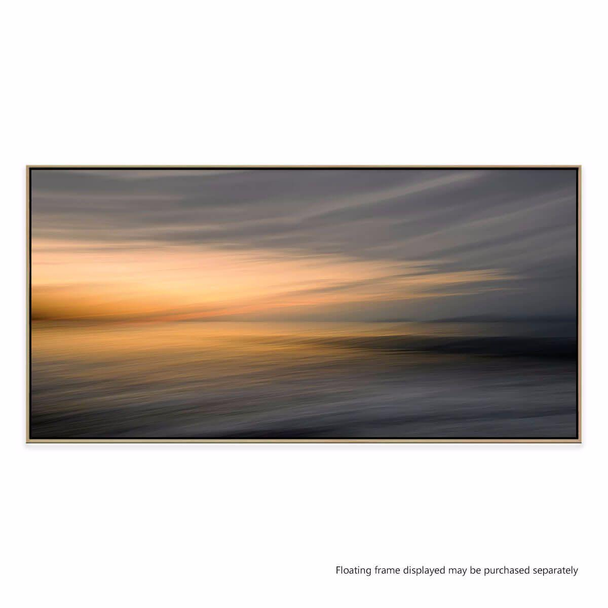 silence canvas print buy australian made canvas print