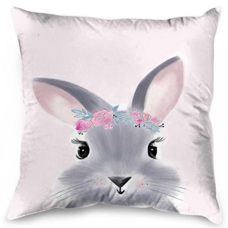 Billie The Bunny - Cushion
