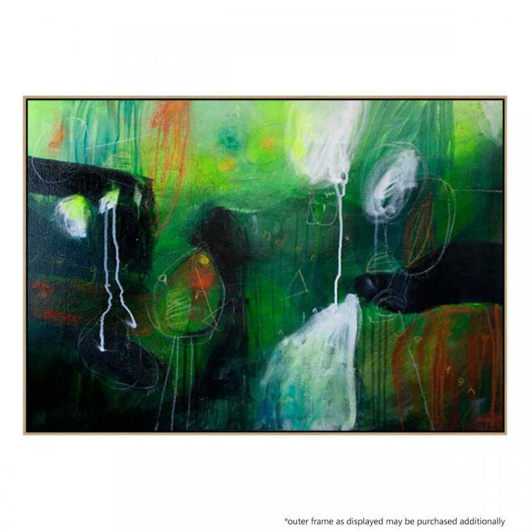 Rolling Moss - Original Artwork - ONE ONLY