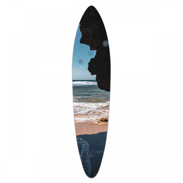 Bells Beach - Acrylic Art