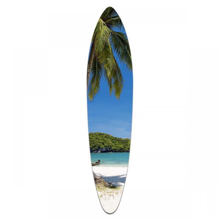 Koh Samui Beach - Acrylic Art