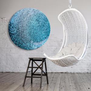 Bubbles - Acrylic Art