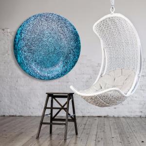 Bubbles 2 - Acrylic Art