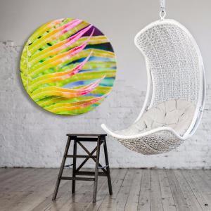 Paradiso Fern - Acrylic Art