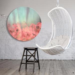 Pastel Rosa - Acrylic Art