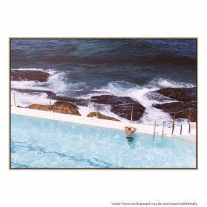 Beach View - Canvas Print