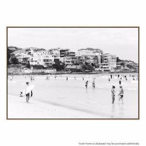 Beach Day - Canvas Print
