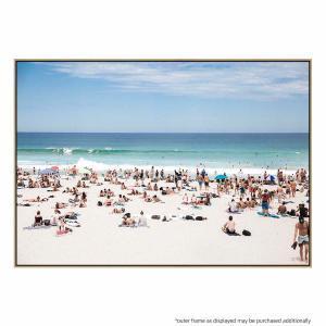 Beach Weather - Canvas Print