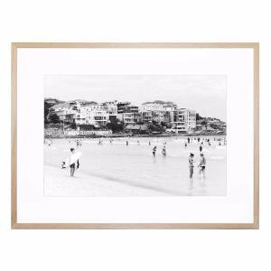 Beach Day - Framed Print