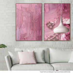 Magenta Soft - Magenta Soft 2 - Canvas Print