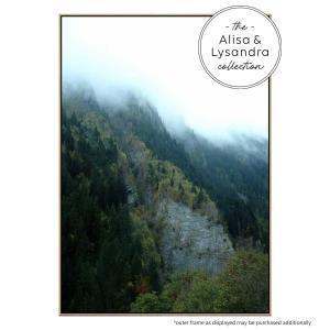 Alpen - Canvas Print
