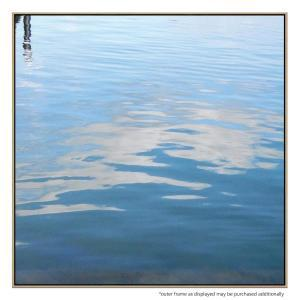 Cloud Reflection - Canvas Print