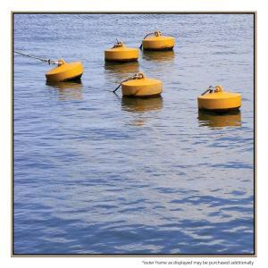 Buoys  - Canvas Print