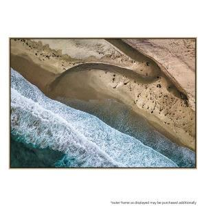 Big Sur Aerial - Canvas Print