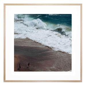 Beach - Framed Print
