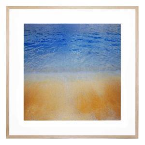 Squeaky Beach 2 - Framed Print