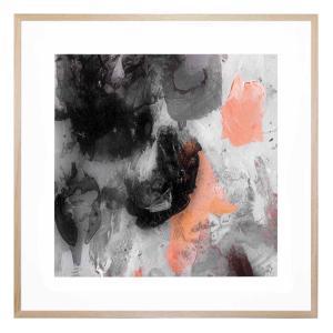 Hearts Shattered - Framed Print