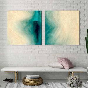 Ex-Cruciated 1 / Ex-Cruciated 2 - Canvas Print