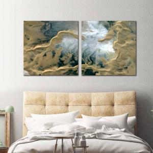 Laguna Sierra 1 / Laguna Sierra 2 - Canvas Print