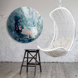 Cellcount - Acrylic Art