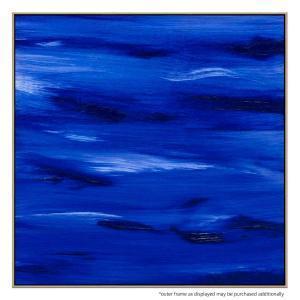 Deep Blue Beyond - Canvas Print