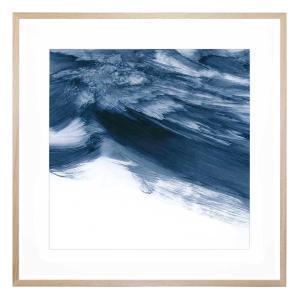 White Noise - Framed Print