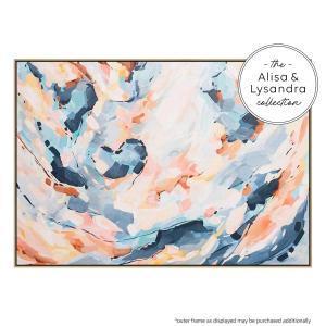 Embrace - Canvas Print