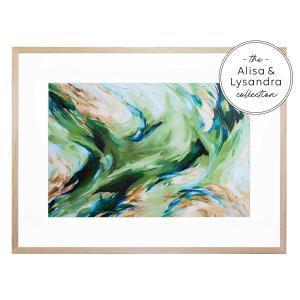 Jackson Street - Framed Print