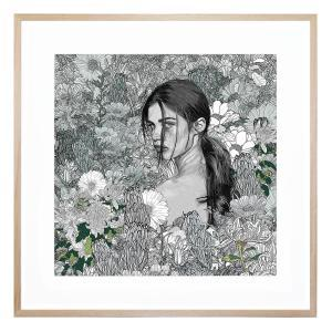 Forgotten Eternity - Framed Print