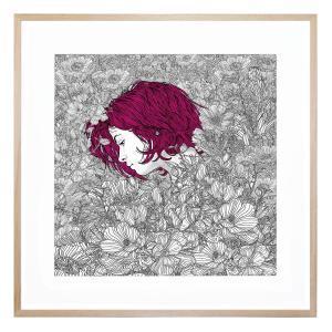Hideaway - Framed Print
