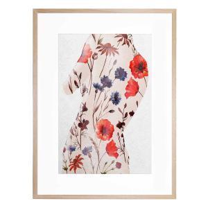 May - Framed Print