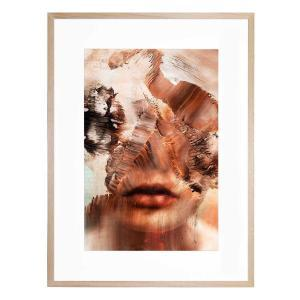 Beautiful Decay - Framed Print