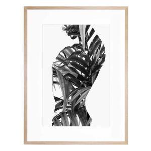 Ava - Framed Print