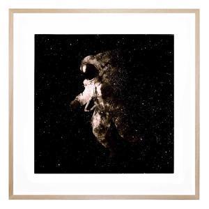 Astronaut 2 - Framed Print