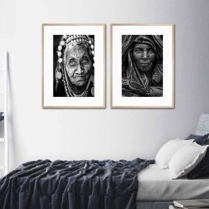 Amazing Grace / Awea - Framed Print