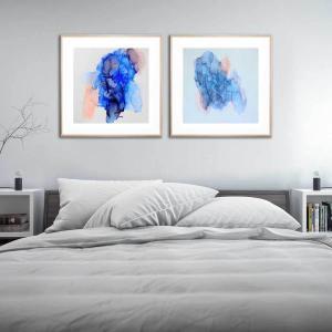Atmosphere / Composition - Framed Print