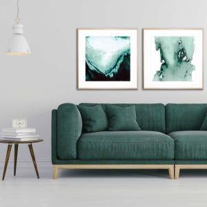 Avarice / Fume Blanc - Framed Print