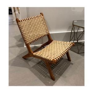 Fitrit Woven Wood Chair