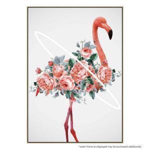 Flamingo - Canvas Print