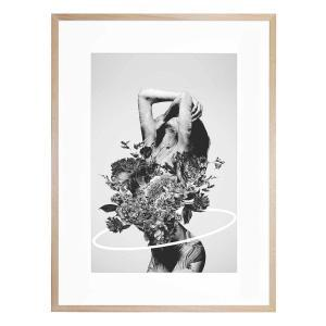 Be Slowly - Framed Print