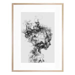 Dissolve Me - Framed Print