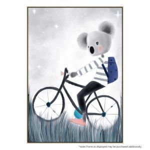 Harvey The Koala - Canvas Print