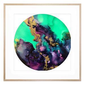 Exoplanet - Framed Print