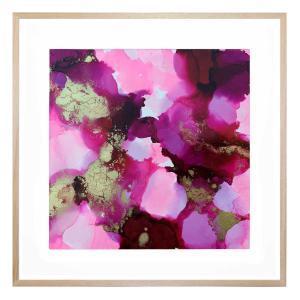 Girl Friday - Framed Print