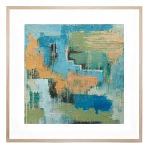 Concrete Jungle - Framed Print