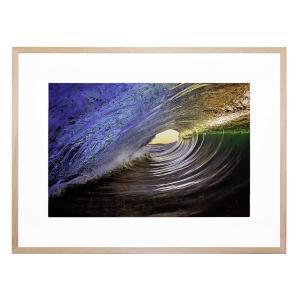 Sun and Sea - Framed Print