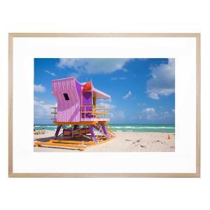 Beach Shack 2 - Framed Print