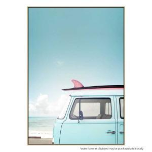Combi Dreams - Canvas Print